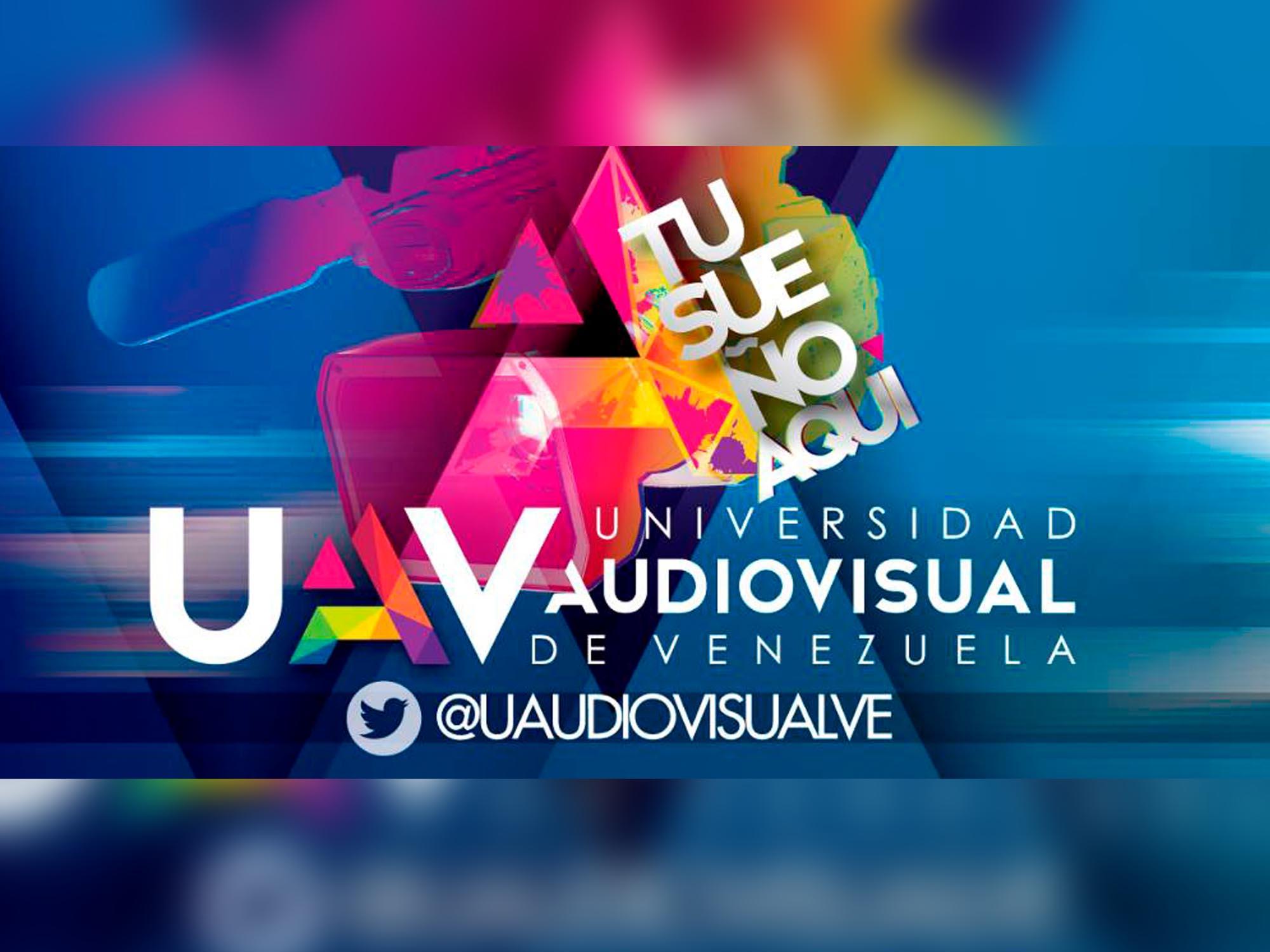 La Universidad Audiovisual de Venezuela nace como una institución especializada, bajo el enfoque de la Misión Alma Mater, cuyas funciones son la formación integral, creación intelectual, socio producción audiovisual y vinculación comunitaria.